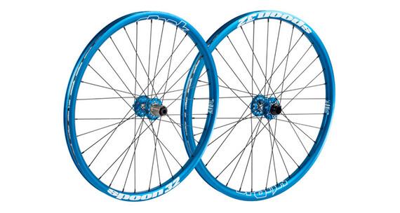 "Spank Spoon-32 wiel 27,5"" blauw"